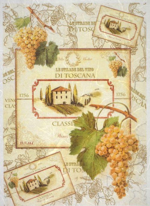 Rice Paper - Di Toscana