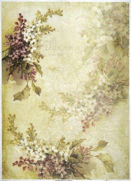 Rice Paper A/3 - Wallpaper Green