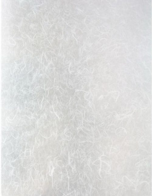 Rice Paper -  A/4 Blank Clear White Colour - Printable