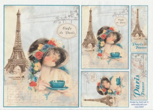 Rice Paper - Cafe de Paris