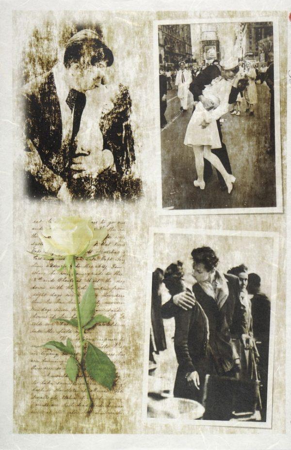 Rice Paper - Kiss, love