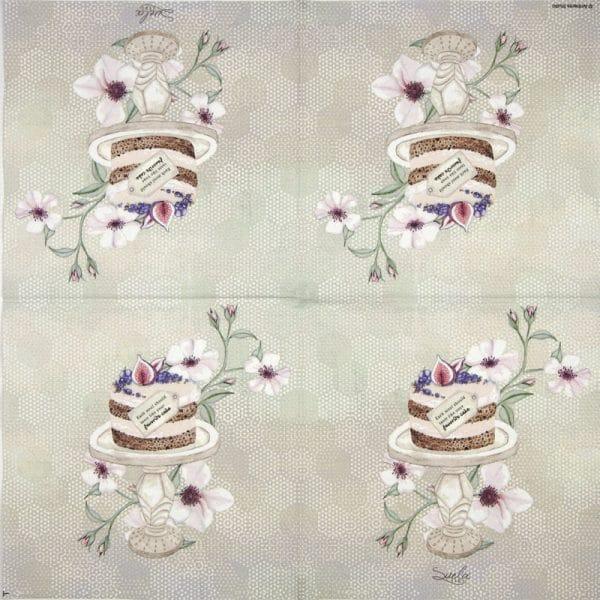 Paper Napkin - Sari