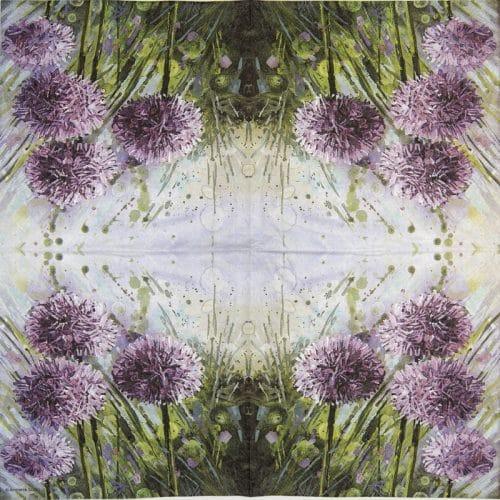 Lunch Napkins (20) - Allium