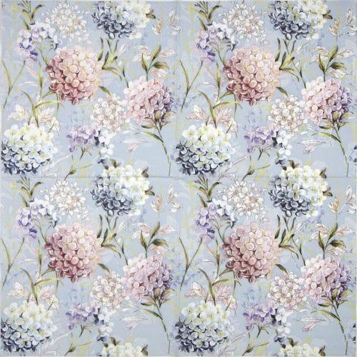 Paper Napkin - Horana blue