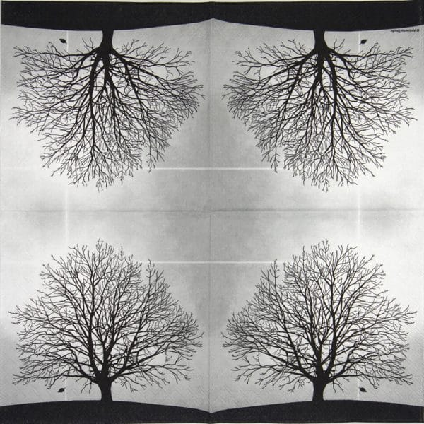 Paper Napkin - Tree