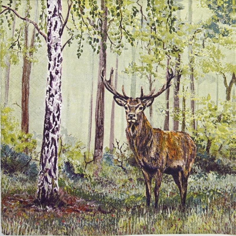 Lunch Napkins (20) - Wild Deer