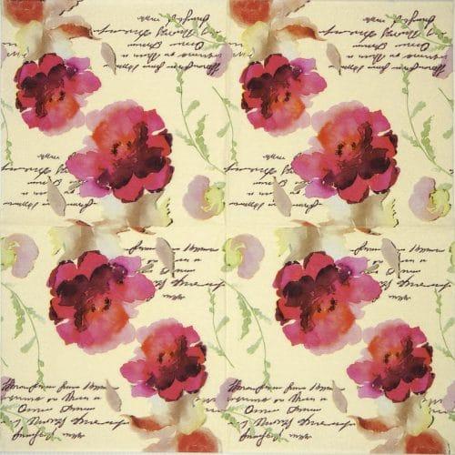 Paper Napkin - Poem