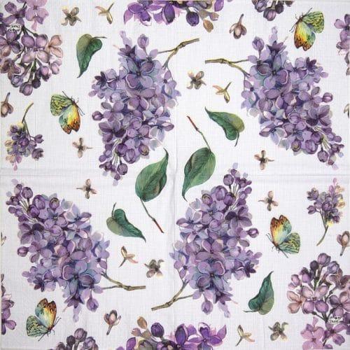 Paper Napkin - Sweet Butterfly