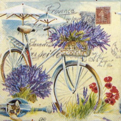 Paper Napkin - Provence Toujour