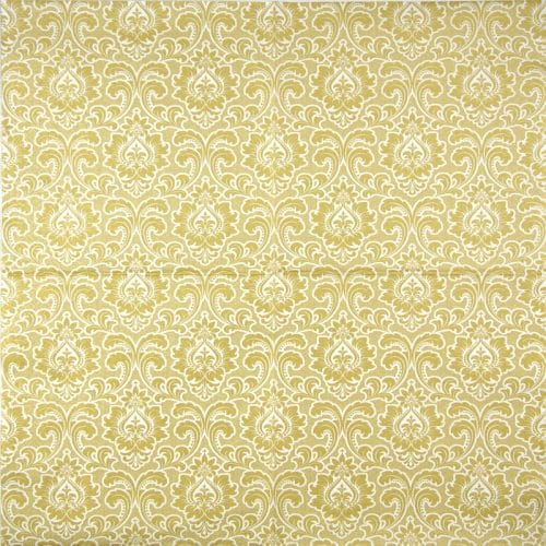 Paper Napkin - Wallpaper pattern gold