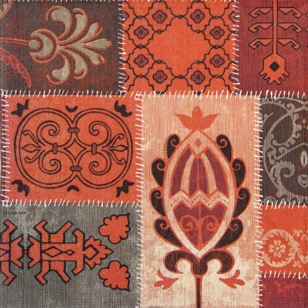 Lunch Napkins (20) - Morocco