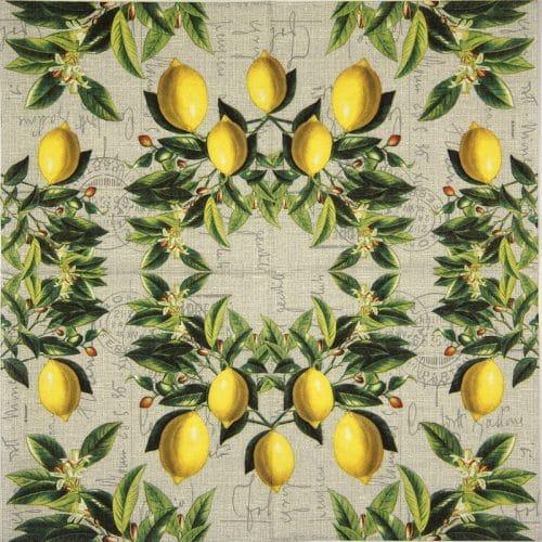 Paper Napkin - Bazaart: Capri