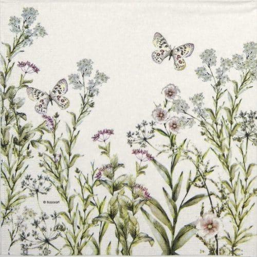Paper Napkin - Bazaart: Jardin d' Été