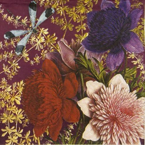 Paper Napkin - Madame Bovary rubin