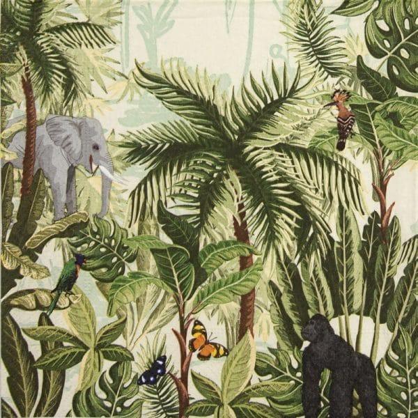 Cocktail Napkin - Rainforest