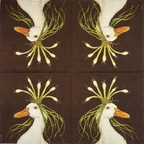 Paper Napkin - Vicki Sawyer: Miranda