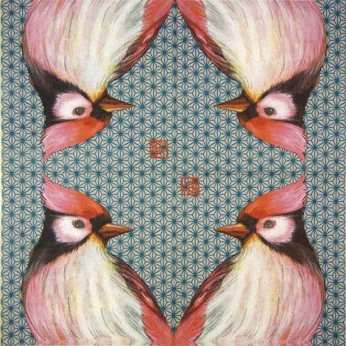 Paper Napkin - Sophie Adde: Joli Japonais
