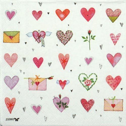 Paper Napkin - Svenja