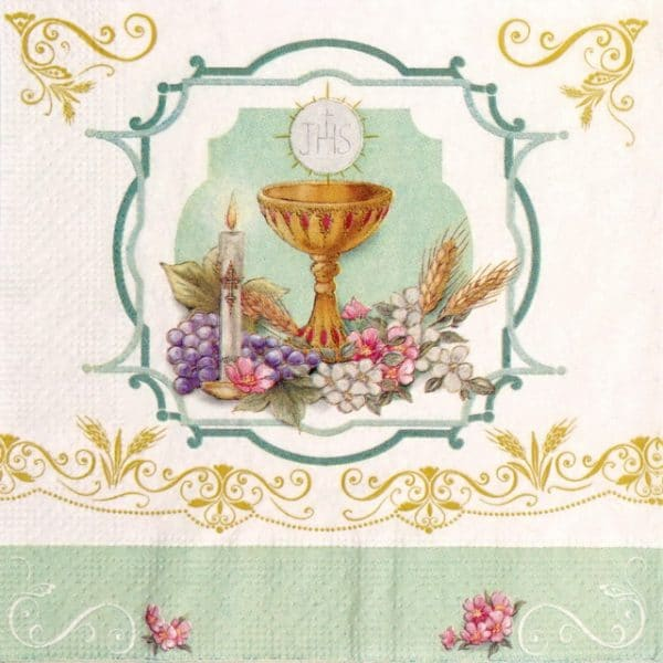 Lunch Napkins (20) - Confirmation 3