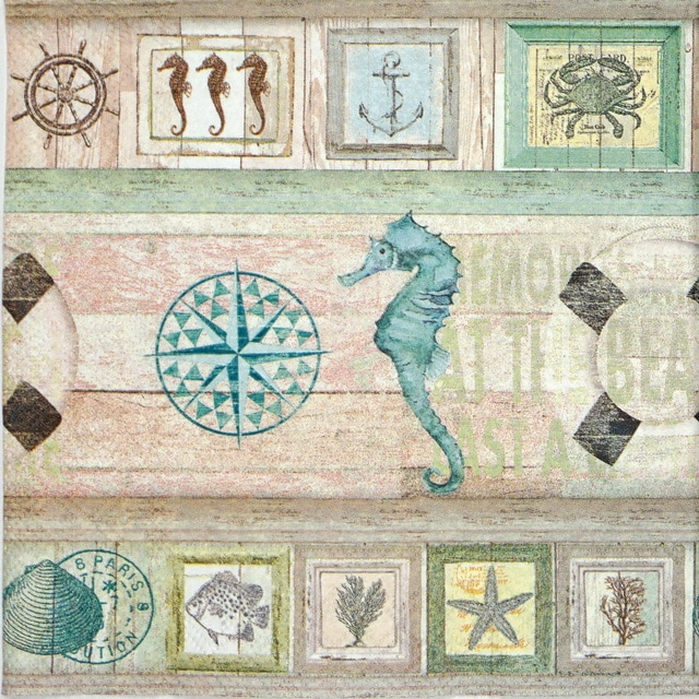 Lunch Napkins (20) - Under the Sea