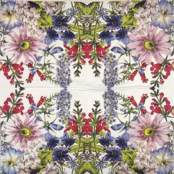 Paper Napkin - Adriana Sanmartin: Floriculture
