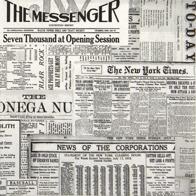 Paper Napkin - Verbeek Design: The Messenger