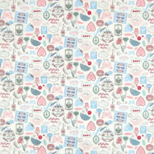Paper Napkin - Love Icons