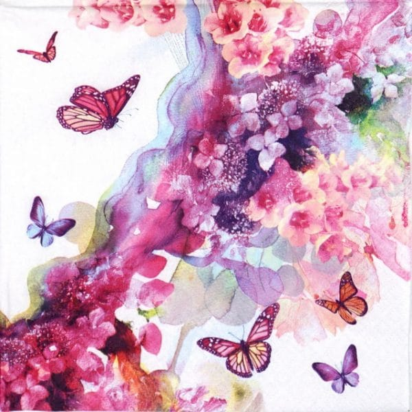 Lunch Napkins (20) - Painted Dreamer