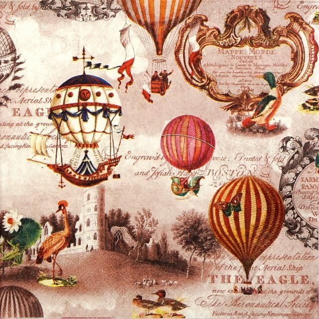 Paper Napkin - Painted Dreamer Ballons