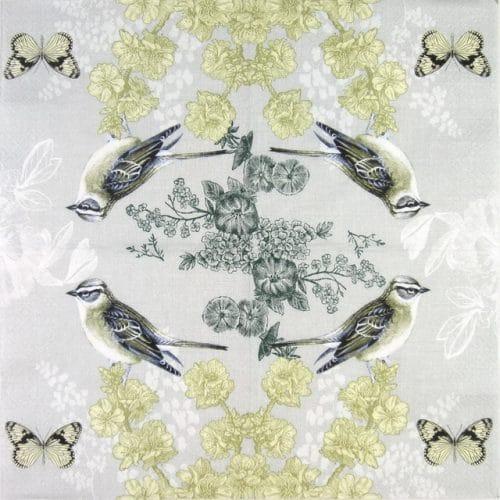 Paper Napkin - Quiet Scene