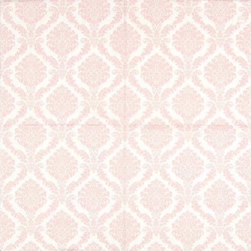 Lunch Napkins (20) -  Elegant Rose