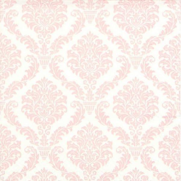 Lunch Napkins (20) -  Elegant Rose