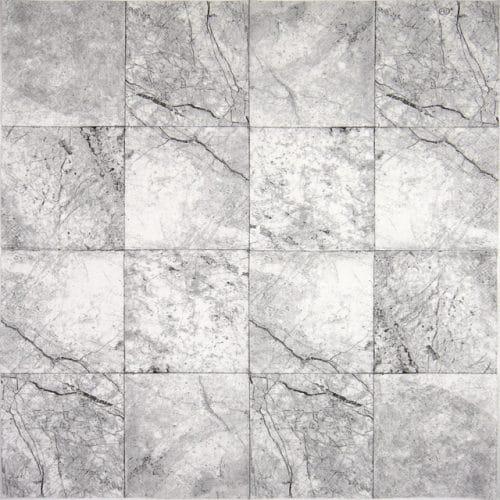Paper Napkin - Lapis silver
