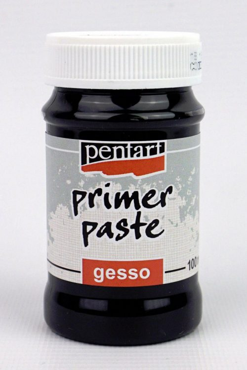 Pentart Primer Paste - Gesso 100ml / 230ml - Black