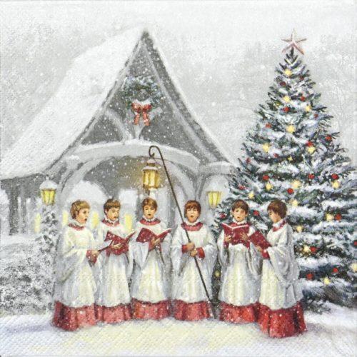 Lunch Napkins (20) - Singing Choir