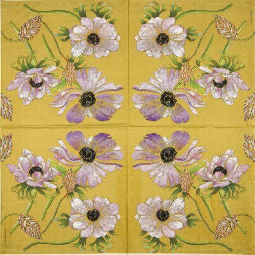 Paper Napkin - Brigitte Murat: Magdalena gold