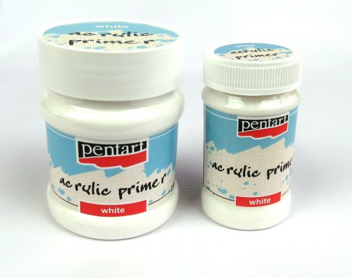 Pentart Acrylic Primer White for arts and craft