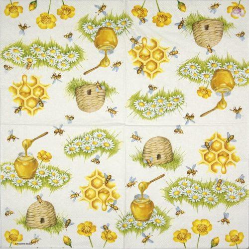 Paper Napkin - Bees