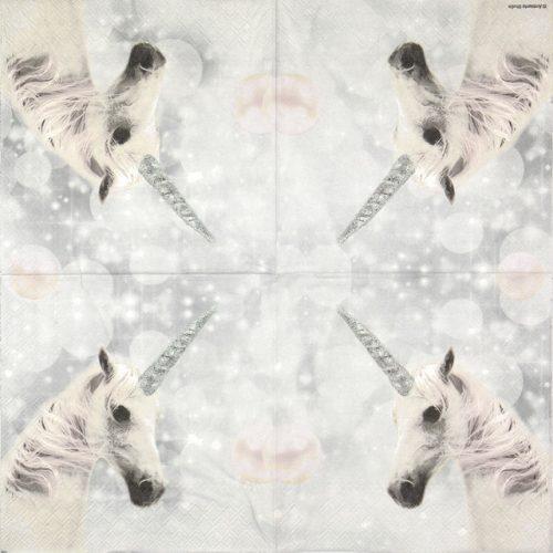 Lunch Napkins (20) - Unicorn
