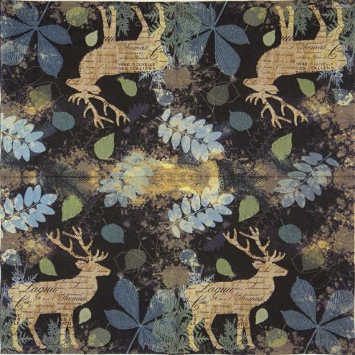 Lunch Napkins (20) - Autumn Deer