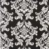 Paper Napkin - Black & white wallpaper