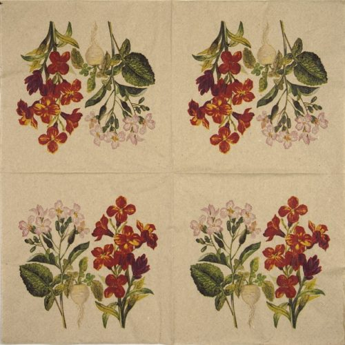 Lunch Napkins (20) - Botanical