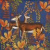 Paper Napkin - Autumn Deer