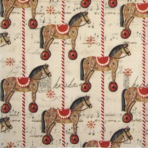 Paper Napkin - Carousel Horse