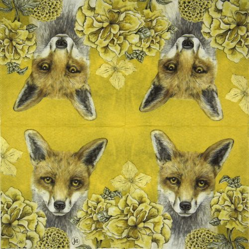 Lunch Napkins (20) - Fox Tale