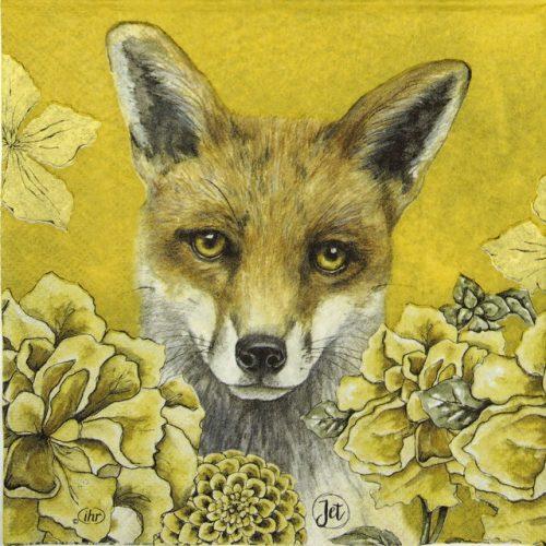 Lunch Napkins (20) - Fox Tale