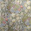 Paper Napkin - Golden Lily White