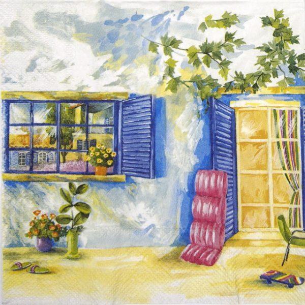 Paper Napkin - Toscana Holiday
