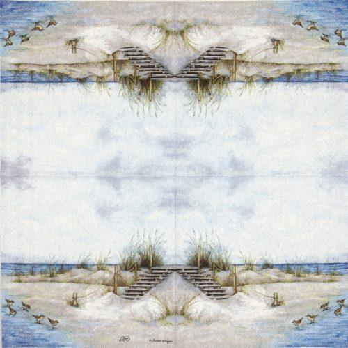 Paper Napkin - Seaside Feelings