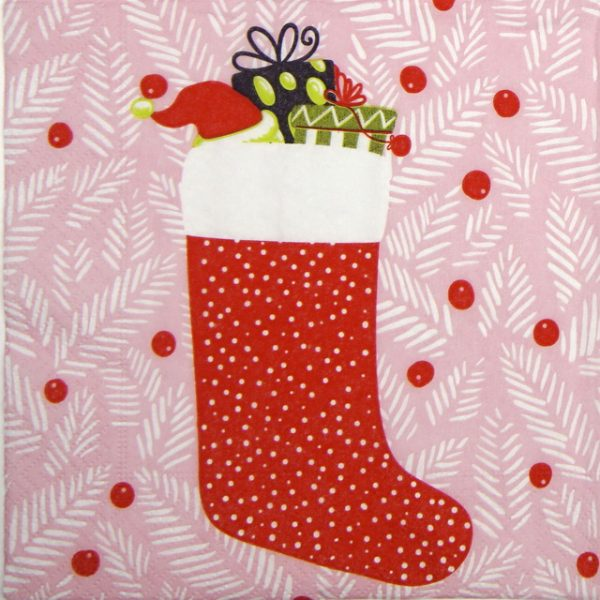 Lunch Napkins (20) - Stocking